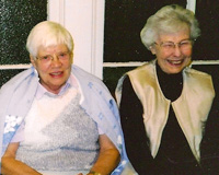 Marguerite and Harriet