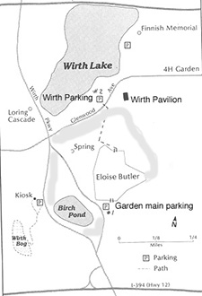 Wirth Park Map